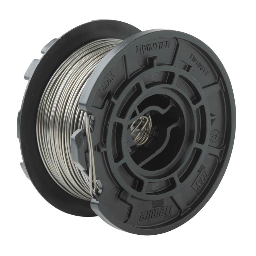 MAX TW1061T 19 Gauge Annealed Tie Wire (30 Coils/Box)