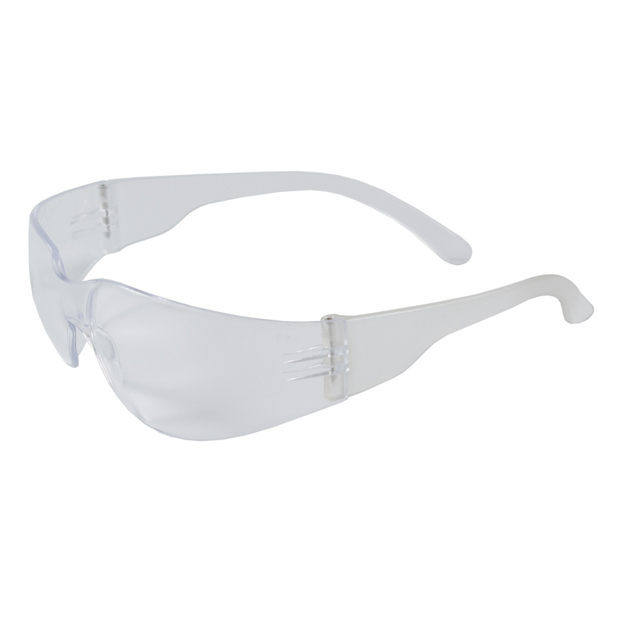 250-00-0020 ZENON CLEAR ANTIFOG SAFETY GLASSES