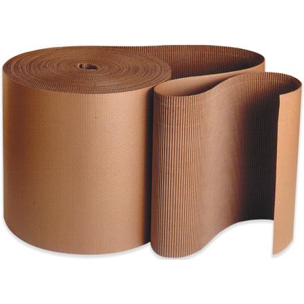 12x250ft A-Flute Corrugated Singleface 24rls/sk