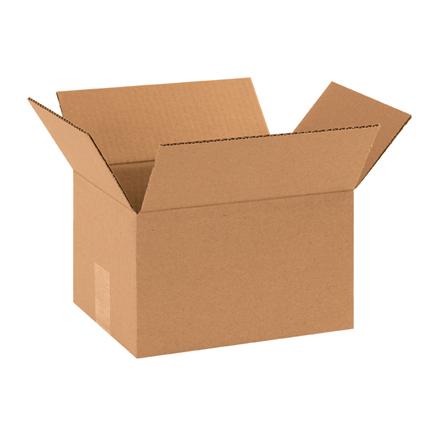 10x8x6 32ECT Kraft RSC Carton 25/bundle