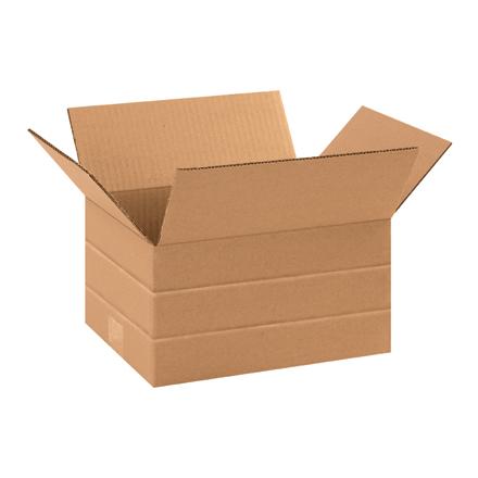 11.25x8.75x6 32ECT Kraft Multi Depth RSC Carton 25/bundle
