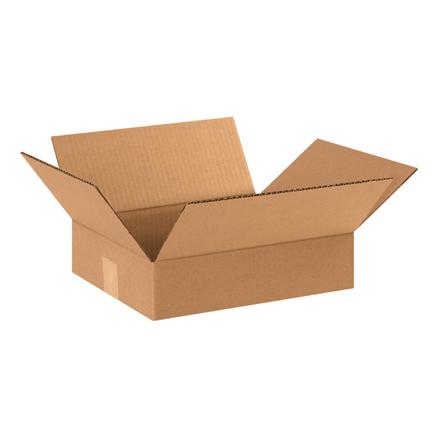12x10x3 32ECT Kraft RSC Carton 25/bundle