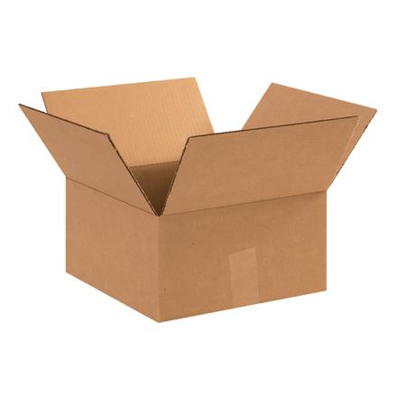 12x12x6 32ECT Kraft RSC Carton 25/bundle 500 Pallet