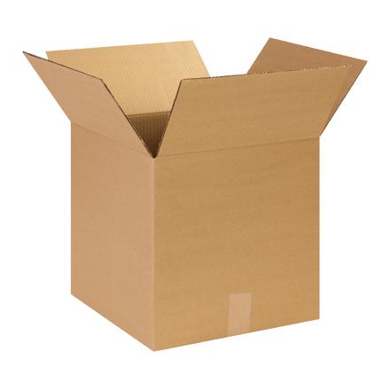 14x14x14 32ECT Kraft RSC Carton 25/bundle 250 Pallet