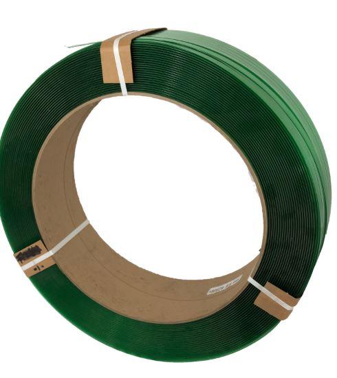 3/4x.040x3000 1900lb PET Strap 16X6 Green 28/Skid