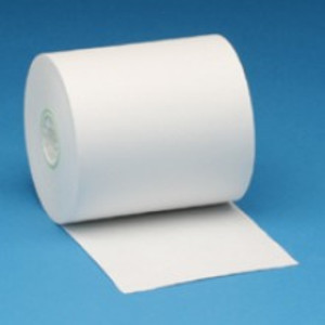 3.125x230' Direct Thermal Paper Rolls 50rl/cs