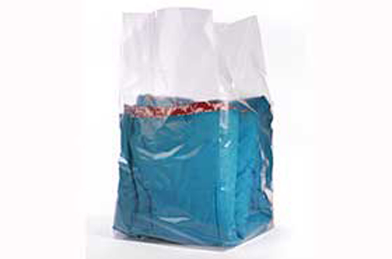 12x12x24 2mil Clear Poly Bag 500/cs