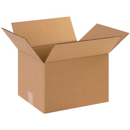 10x9x8 32ECT Kraft RSC Carton 25/bundle